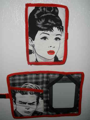 funda ebook Audrey